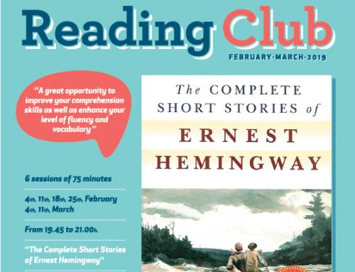 Reading Club 2019