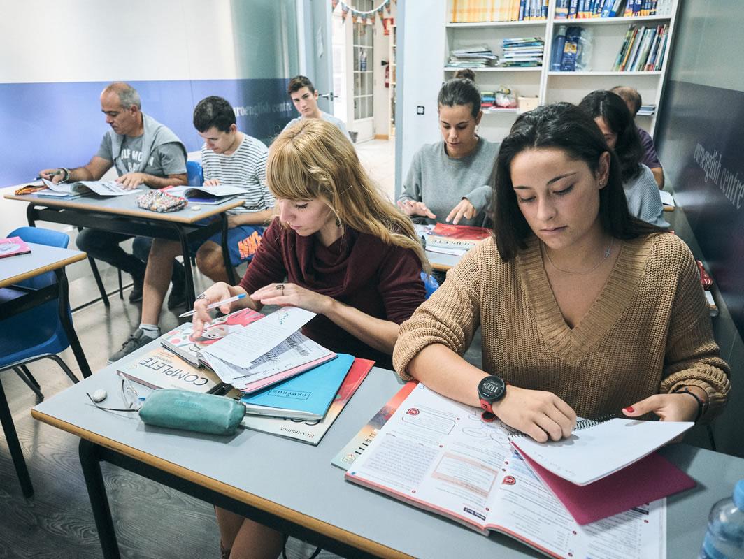 Cursos inglés A1 BEGINNERS en Valencia
