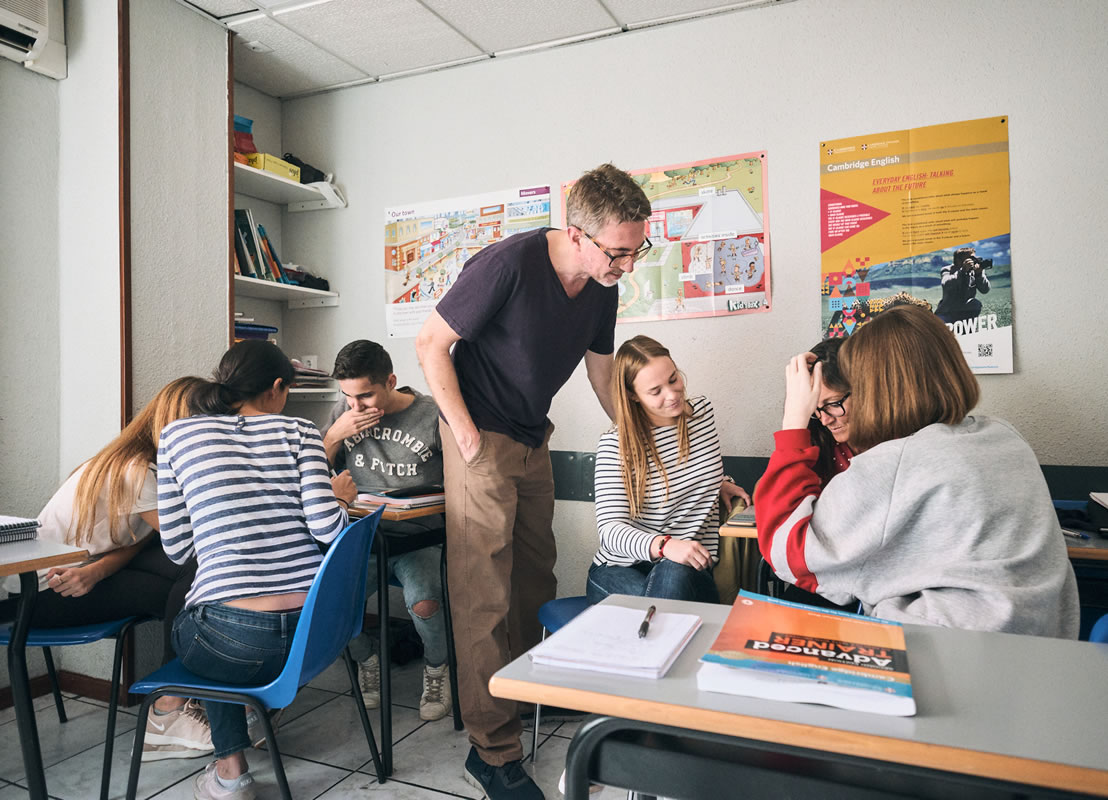 Clases de inglés para adolescentes en Valencia